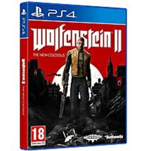 Bethesda Softworks Wolfenstein II: The New Colossus - PS4