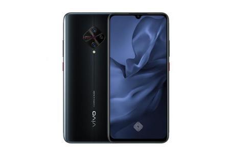 Vivo S1 Pro Pre-Book - 8GB - 128GB - In-display fingerprint scanning - 48mp Quad camera