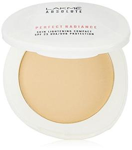 Lakme Perfect Radiance Skin Lightening Compact SPF 23 8 gm