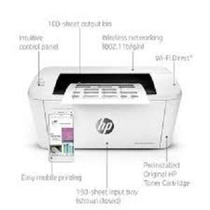 HP Laserjet Pro M15W (WIFI) Monochrome Printer