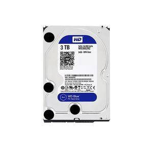 WD Blue 3TB 5400 RPM SATA 6 Gb/s 64MB Cache 3.5 Inch Hard Drive