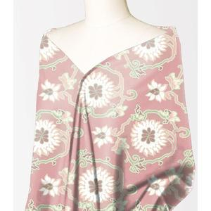Alkaram studio Silver Collection Pink Lawn 1PC Unstitched Suit For Women -A132222107
