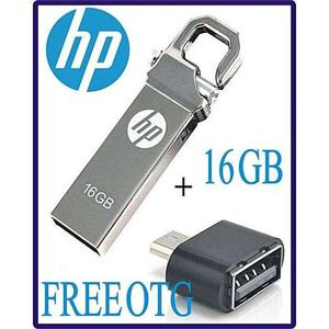 Hp 16 GB usb Free with OTG Fast Data Traveler By HP warrenty