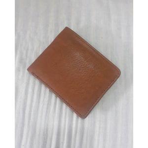 Genuine Brown Leather Wallet For Men