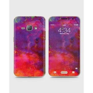 Samsung Galaxy J1 2016 (J110) Skin Wrap With Front Back And Sides Splash Around-1Wall416