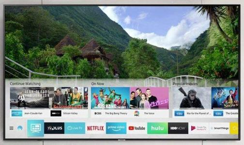 SAMSUNG UHD 43 INCH  LED FLAT SMART 4K WITH FREE WALL MOUNT AND 2 YEAR WARRANTY