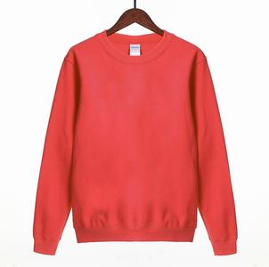 Winter Plain Fleece Sweatshirt