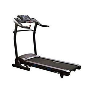 UK-017 - Motorized Treadmill Auto Incline - Black