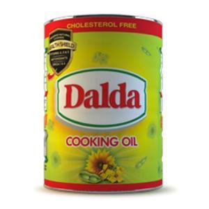 Dalda Cooking Oil 2.5 litre tin