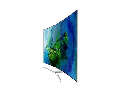 """Samsung LED TV 55""""  QLED Q8C Curved 4K Smart TV"""
