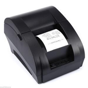 ZJIANG 5890 K ZJ Thermal Receipt Printer (Black)