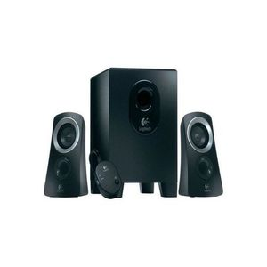 Z313 - Home Speaker System with Subwoofer - Black