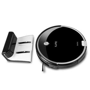 A6 Smart Robotic Vacuum Cleaner Cordless Sweeping Cleaning Machine Robot - Black