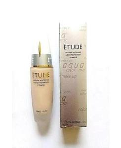 Etude Waterproof Foundation 60ML