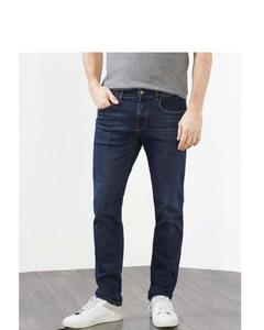 Navy Blue Slim Fit Jeans For Men
