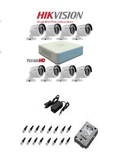 Hikvision 8 Channel Dvr Specifications