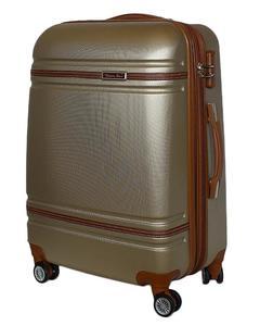 ABS Hard Trolley Bag Golden