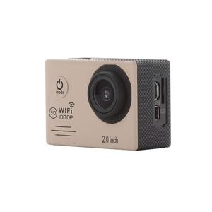 P&L G60 1080P FHD Action Camera WiFi Waterproof Outdoor Sports DV Camcorder