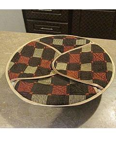 Hotpot Roti Basket Chabba Multi Colours and Assorted Design