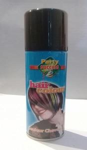 Party Success Hair Coloring Spray -Black 125ml