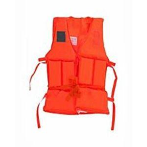 Raja BazarLife Saving Jacket for Kids - Orange