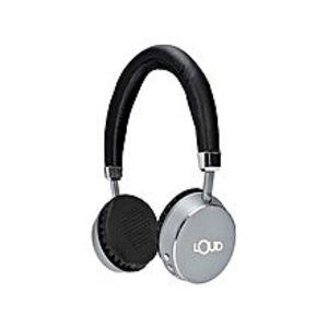 LoudStudio Pro Wireless Professional Headphone - Black & Grey