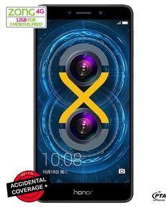 Huawei Honor 6X - Dual Sim - 5.5 - 32GB HDD - 3GB RAM - 12MP Camera - Grey