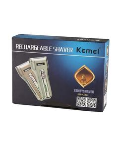 Rechargeable Electric Shaver Razor Model KM-588