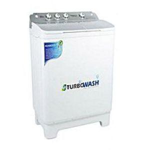 KenwoodKWM-1012 - Semi Automatic Washing Machine - 10 kg - White