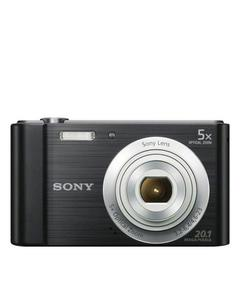 DSC-W800 - 20.1 MP - 5x - CyberShot - Digital Camera - Black