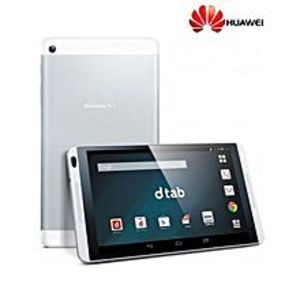 "HuaweiMediaPad M1 - 8"" Display - 1GB RAM - 16GB ROM - WiFi + 3G - White/Silver"
