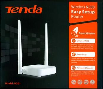 Tenda Wfif Router