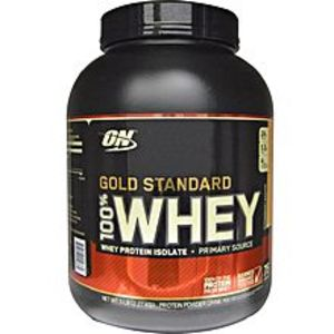 Optimum Nutrition100% Whey Protein - ON - Gold Standerd - 5LBS (Strawberry Flavor)