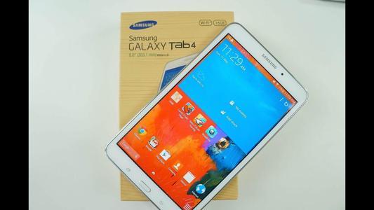 "Samsung Galaxy Tab 4 8.0"" - Wifi - 4G Sm-T337 - White"