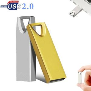 2.0 USB Flash Drive 16GB/32GB/64GB/128GB Creative USB Memory Stick Pen Drive