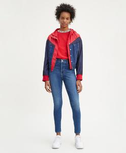Levi's 720 HiRise Super Skinny Love Ride Jeans Women 52797-0047