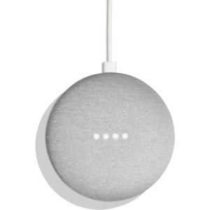 Google Home Mini Wireless Voice Activated Speaker - Chalk