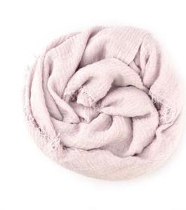 Beautiful Crinkle Hijab Scarf For Women Light Purple