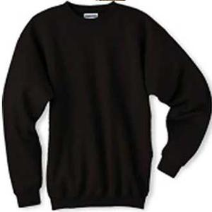 Sweater Style Black Sweatshirt For Men And Women