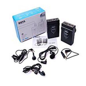 BY-WM5 - Wireless Lavalier Microphone for Canon Nikon Sony DSLR Camera