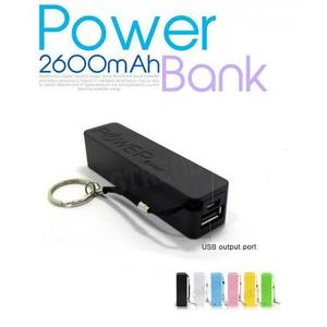High Quality Power Bank 2600 mAH with Date cable