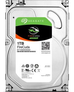 Seagate FireCuda Gaming SSHD 1TB 7200 RPM Hard Drive