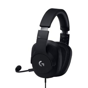 Logitech G Pro Gaming Headset with Pro Grade Mic for Pc, PC VR, Macc, Xbox One, Playstation 4