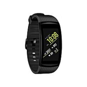 Samsung Original Samsung Gear Fit 2 Pro Sports Band with GPS- Black