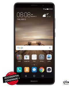 Huawei Mate 9 - 64GB ROM - 4GB RAM - 20MP Camera - Android - Space Grey - 4G LTE