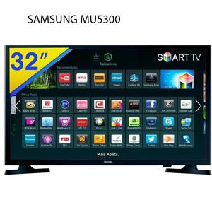 samsung UHD LED flat smart tv 32 inch MU5300 with all android features