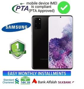 Samsung Galaxy S20+ - 8GB RAM - 128GB ROM - 4500 mAh Battery