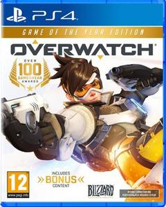 Overwatch Game of the Year Edition - GOTY - PS4