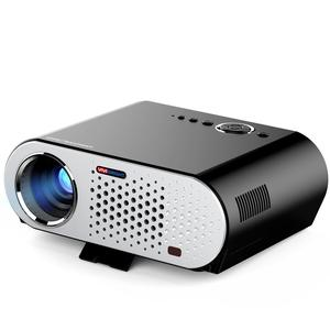 VIVIBRIGHT GP90 1280x800P HD Projector for Home Theatre - Black