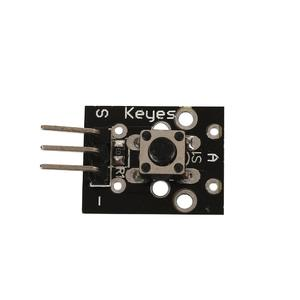 Module Bouton Board Development DC12V For Arduino Key Switch Push Button DIY